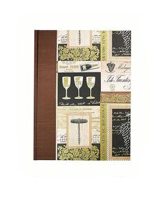 #FATHERSDAY gift  NEW Wine Cellar Record Book  The Art of Wine