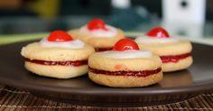 Zas en toda la olla!: Galletas Imperio (Empire biscuits)