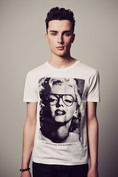 T-Shirt - Marilyn Monroe
