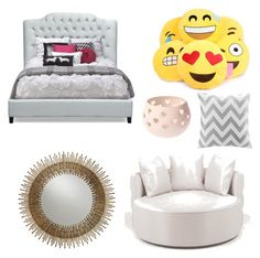 """My future room"" by amfreund0523 on Polyvore featuring interior, interiors, interior design, home, home decor, interior decorating, Intelligent Design and Albertine"