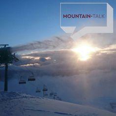 Licht- und Schattenspiel in Mayrhofen ©Mayrhofner Bergbahnen #somussenbergesein #mountaintalk #photooftheday #potd