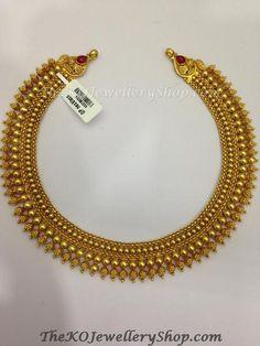 Gold temple jewellery - The Sampige Silver Necklace – Gold temple jewellery Gold Temple Jewellery, Gold Jewelry, Tiffany Jewelry, Mommy Jewelry, Jewelry Mirror, Quartz Jewelry, Swarovski Jewelry, High Jewelry, Etsy Jewelry