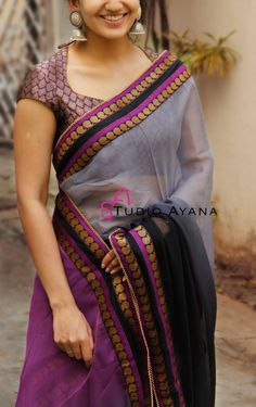 Best 12 Summer 2019 ready to wear blouses featuring interesting ethnic prints. Pattu Saree Blouse Designs, Blouse Designs Silk, Designer Blouse Patterns, Latest Saree Blouse Designs, High Neck Saree Blouse, Sexy Blouse, Simple Blouse Designs, Stylish Blouse Design, Sumo