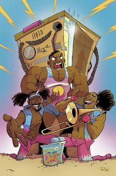 Buy WWE (variant cover - Rob Guillory) at G-Mart Comics, the Best Online Comic Book Store for New Releases, off Comic Book Subscription Service, Variant Covers, Back Issues! Wrestling Books, Wrestling Divas, The New Day Wwe, Stone Cold Steve, Wwe Wallpapers, Wwe Wrestlers, Black Wrestlers, Wwe News, Professional Wrestling