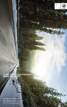 Une campagne BMW sans BMW