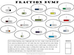Clutter-Free Classroom: I found some Fraction Freebies