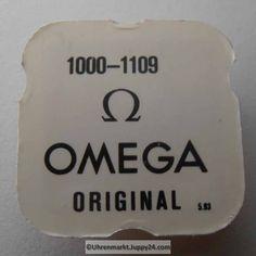 Omega Stellhebel - Winkelhebel Part Nr. Omega 1109 Cal. 1000 1001 1002