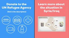 Why is the refugee crisis all over the news? How is this related to Syria? Why should we care at all? Donate to the United Nations Refugee Agency: http://don...