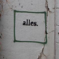 Liebe großgeschrieben   Fotoblog Streetart