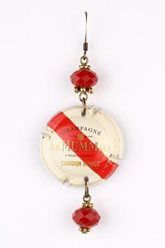Chaumont - Veri tappi di Champagne: geniale!!!