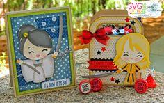 Paper Crafts by Candace: Kill Bill Mini Blog Hop