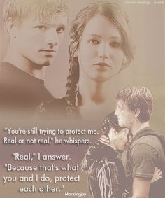 Gaahhh!  Mockingjay has some of the most beautiful quotes in all of the books.