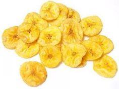 Comment préparer les chips de bananes séchées ? - par Exceptionnelles