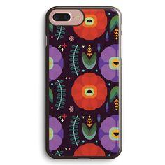 Flowerfully Folk Apple iPhone 7 Plus Case Cover ISVD352