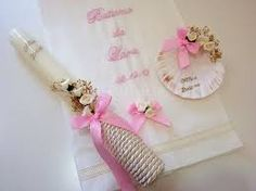 Resultado de imagem para patyarte Painted Pinecones, First Holy Communion, Christening, Favors, Easter, Candles, Challenge, Gifts, Diy