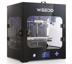 WEEDO desktop printer, Metal Frame Professional High Resolution Stable , Single extruder, LCD Display,Air Particle Filtration Module Popular in Industry and Education - Web Diversity Owns eCom and Niche Websites: Home 3d Printer, Cheap 3d Printer, Desktop 3d Printer, Best 3d Printer, 3d Printing Service, 3d Printing Technology, Door Design, Locker Storage, 3 D