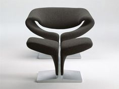 Ribbon Chair by Pierre Paulin (1966)