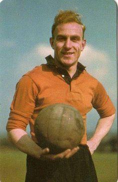 Billy Wright - 105 international caps.
