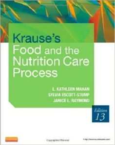 Krause S Food The Nutrition Care Process E
