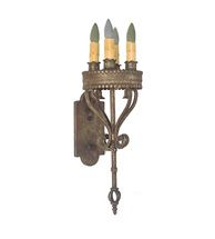 Ansonia 4 Candle Sconce  Steven Handelman Studios. I can see this in many locations that would be perfect