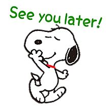 Snoopy: See you later Peanuts Snoopy, Peanuts Cartoon, Charlie Brown And Snoopy, Snoopy Love, Snoopy And Woodstock, Snoopy Wallpaper, Disney Wallpaper, Snoopy Pictures, Snoopy Quotes