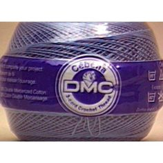 DMC 167GA 30799 Cebelia Crochet Cotton 563Yard Size 30 Horizon Blue *** Check this awesome product by going to the link at the image.