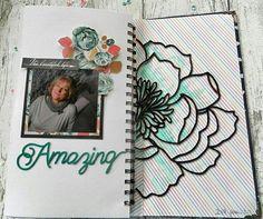 My Scrapbook, Album, Cover, Books, Art, Art Background, Libros, Book, Kunst