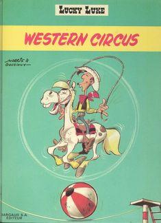 Lucky Luke: Western Circus