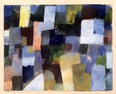 Untitled Paul Klee - 1915