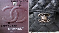 How to spot a fake Chanel bag? See it here in pictures and videos! – WONDERMIKA