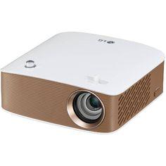 LG PH150G Multimedia Projector, LED Display, 130 Lumens