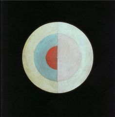 Hilma af Klint was a pioneer of art that turned away from visible reality. By she had developed an abstract imagery. This was several years before Wassily Kandinsky Piet Mondrian and Kazimir Malevich who are still regarded as the pioneers of ab Contemporary Abstract Art, Modern Art, Augustin Lesage, Tantra Art, Hilma Af Klint, Figurative Kunst, Robert Rauschenberg, Abstract Painters, Wassily Kandinsky
