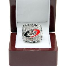 Carolina Hurricanes 2006 NHL Stanley Cup Championship Ring - Hockey