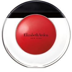 Elizabeth Arden Rejuvenating Red Tropical Escape Sheer Kiss Lip Oil ($20) ❤ liked on Polyvore featuring beauty products, skincare, lip care, lip treatments, cosmetics, rejuvenating red, elizabeth arden and anti aging lip treatment