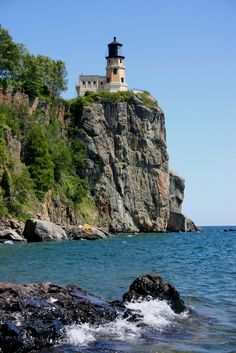 Split Rock #Lighthouse - #MN    http://dennisharper.lnf.com/