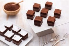 Torta magica al cacao