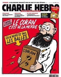 Foto van Charlie Hebdo: een traditie van controverse