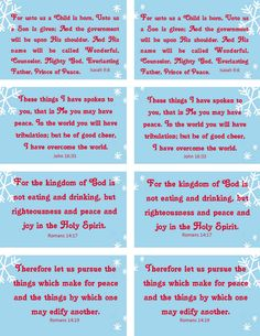printable scripture cards,free!  (all different kinds with different themes)