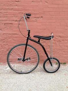 Ichi Bike - Custom Build - Canvas - The Ordinary Stingray