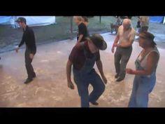 Charlie Burton Flatfoot Dance 3 Clifftop 2009