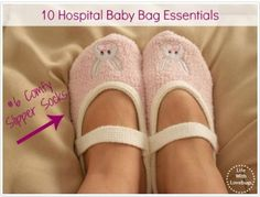 Celebrating Moms: 40 #FitFluential Posts for Mom including this list of 10 must haves for your hospital baby bag. what to pack for your delivery.