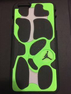 """Air Jordan Retro 13 """"Altitude"""" Phone Case"""