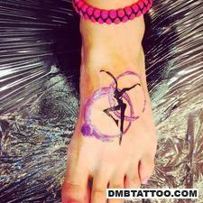 Tattoo Gallery - Dave Matthews Band Tattoos and Plates at DMBTattoo.com