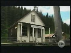 """This is PART ONE (of three) of an episode of the Canadian Learning Television program """"Wings Over Canada,"""" shot at Barkerville in Enjoy! Native Canadian, Canadian History, 3 D, Wings, Canada, Television Program, Outdoor Structures, Gold Rush, House Styles"""