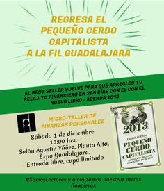 Regresa el PCC en la FIL Guadalajara