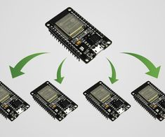 The ESP-Now is a very special, high-speed network, making it perfect for residential and industrial automation. It is another protocol developed by Espressif. Esp8266 Projects, Simple Arduino Projects, Robotics Projects, Diy Projects, Hobby Electronics, Electronics Basics, Electronics Projects, Cnc, Arduino Home Automation