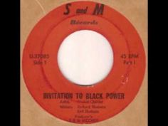 Shahid Quintet - Invitation to Black Power