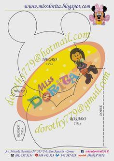 Miss Dorita- Mickey e minnie