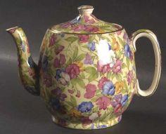 Royal Winton Sweet Pea Countess Teapot & Lid