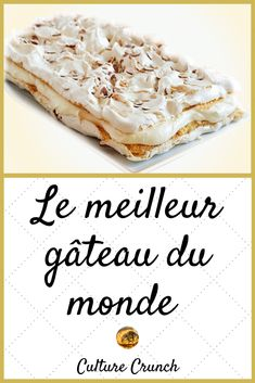 Desserts With Biscuits, Köstliche Desserts, Delicious Desserts, Cake Recipes, Dessert Recipes, Pavlova, Easy Cooking, Sweet Treats, Food And Drink